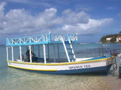 Glass Bottom Boat St James Barbados by Shamon Too Glass Bottom Boat Picture Of Westwater