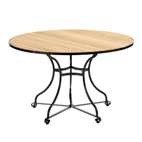 Gartentisch rund holz ausziehbar  Gartentisch Rund Holz. frisch tisch rund holz frisch home ideen ...