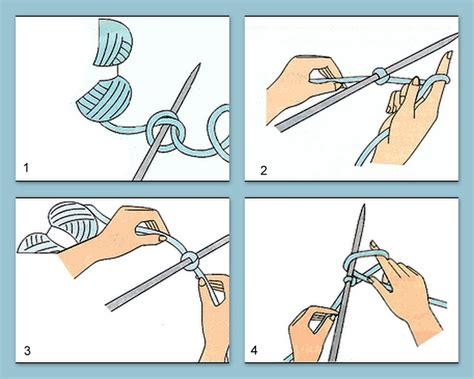 apprendre 224 tricoter monter les mailles la aux mille mailles