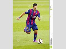 Luis Suarez Of FC Barcelona Editorial Stock Photo Image