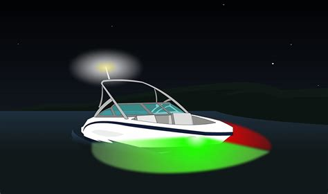 Boat Lights For Night Driving by What Type Of Boat Requires Navigation Lights Ace Boater