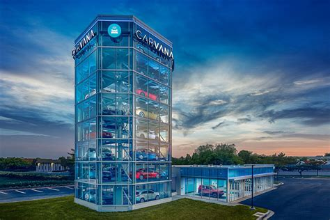 A Vending Machine For Cars Popped Up In Gaithersburg