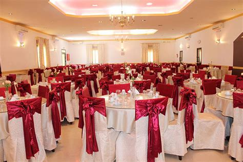 قاعة الحفلات شرط من شروط الزواج في الجزائر