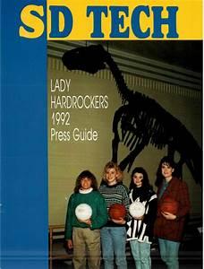 1992-93 South Dakota Mines Women's Basketball / Volleyball ...