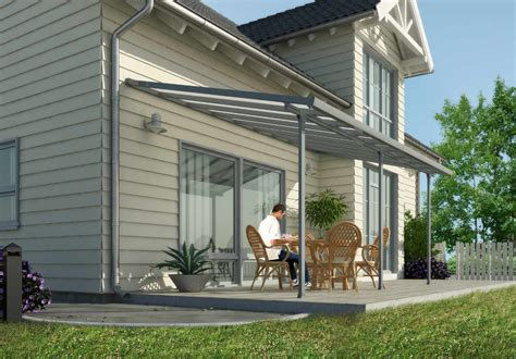 palram feria 10x14 patio cover gray free shipping