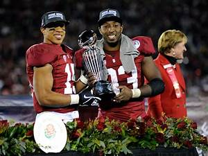 Stanford wins Rose Bowl 20-14 over Wisconsin - CBS News