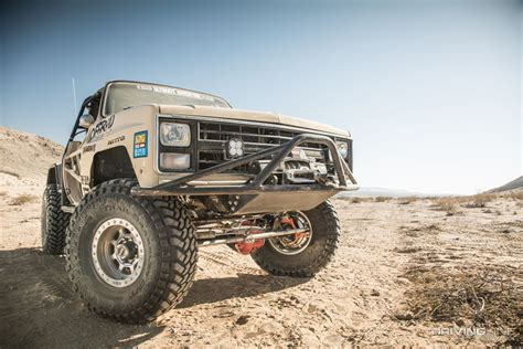 Offroad Design's Latest Chevy Truck Build