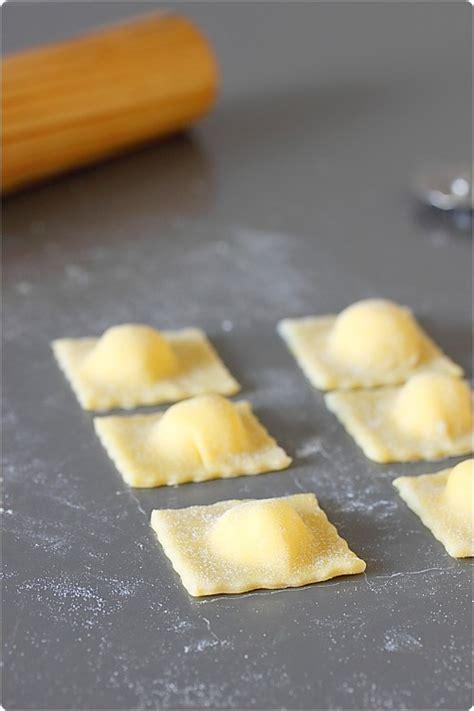 recettes des raviolis sans l accessoire en images chefnini