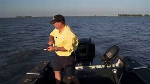 Playing The Wind Walleyes - YouTube