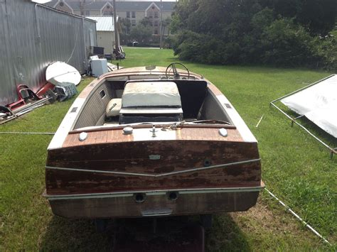 1961 Chris Craft Ski Boat by Chriscraft 17 Ski Boat 1961 For Sale For 8 000 Boats