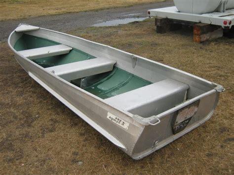 Aluminium Boat Sea Nymph 1976 sea nymph 11ft aluminum boat musser bros inc