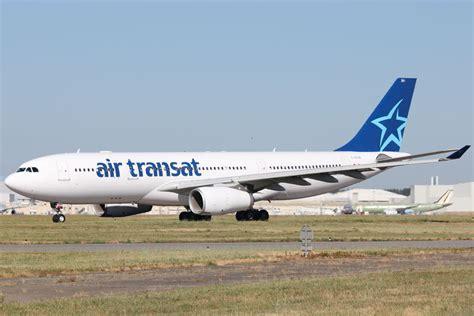 a 233 roport toulouse blagnac lfbo airbus a330 232 air transat c gtsr mes photos d avions d