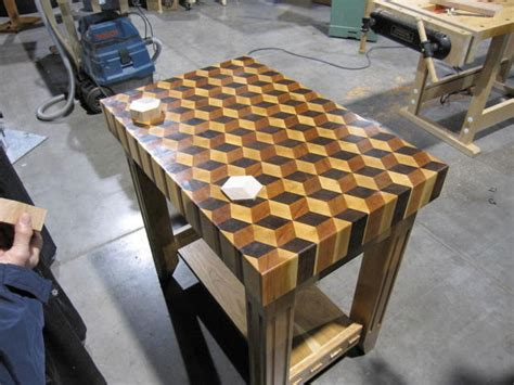Cabin Game Ideas, Plans For Furniture Free, Butcher Block