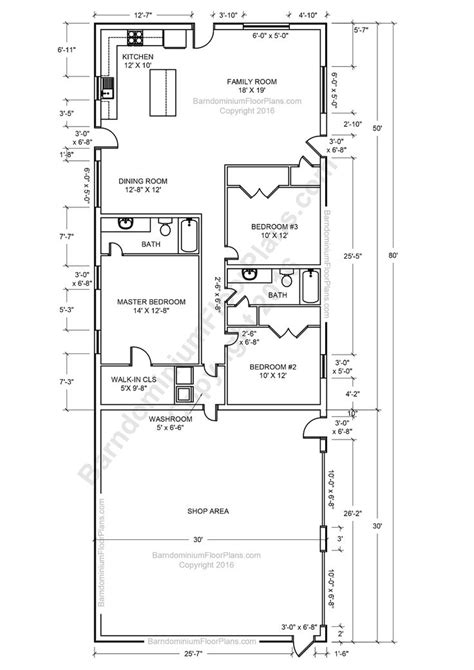 top 25 best barndominium plans ideas on