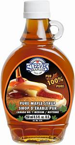 Products List | Steeves Maples - Canadian Maple Syrup