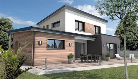 maison en bois moderne pas cher maison moderne