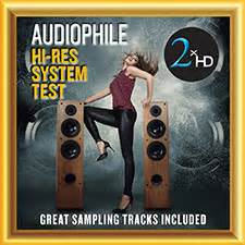 Various Artists, Audiophile Hi-Res System Test - Great ...