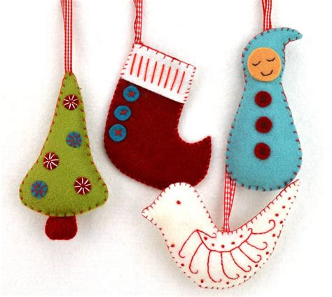 decorations craft kit by corinne lapierre notonthehighstreet