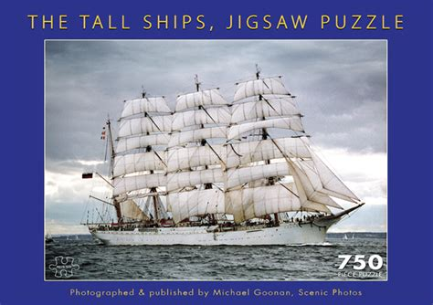 Schip Puzzel by Northumbrian Jigsaw Puzzles Tall Ships Jigsaw Puzzle At