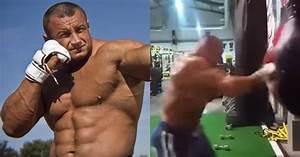 WATCH: World's Strongest Man Displays SHOCKING Hand Speed