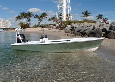 Roberts Flats Boats by 2005 20 Willy Roberts Flats Boat W 05 Suzuki 140hp
