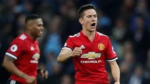 Watch: Manchester United midfielder Ander Herrera ...