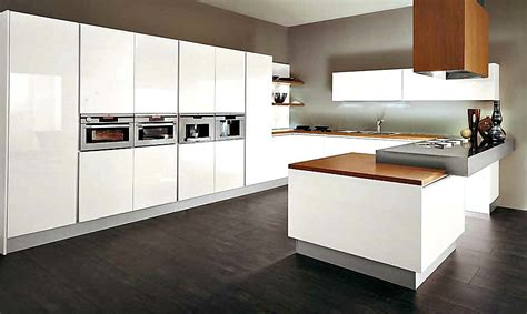 Contemporary Kitchen Cabinets At Home Design Concept Ideas