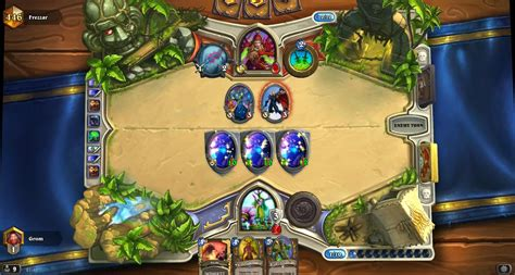 legend rank budget r druid beat frezzar without legendaries hearthstone decks