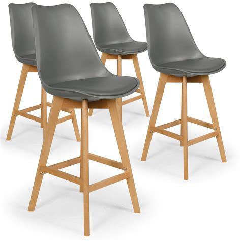 chaise de bar scandinave large choix de produits 224 d 233 couvrir