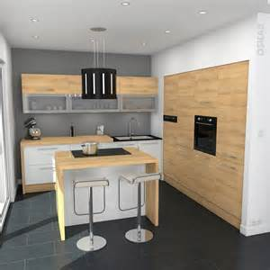 cuisine tendance bois mod 232 le hosta ch 234 ne naturel cuisine collations et robots