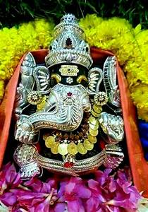 255 best Pillaiyar - Beauty in Gold, Silver, White metal ...