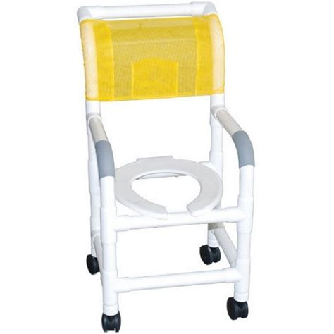 pediatric or small shower chair shower commode chairs