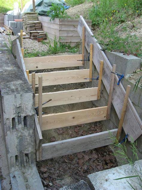 le monde de bruno bichara fabriquer un escalier en b 233 ton 5