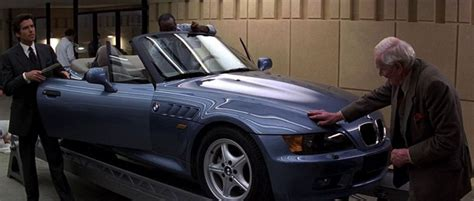La Bmw Z3 Di 007 Nel Film Goldeneye
