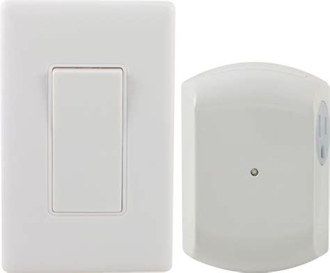 Defiant Wireless Remote Wall Switch Light Control