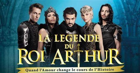 La Légende Du Roi Arthur, à Voir Au Palais Des Congrès De Paris Du 17 Septembre Au 3 Janvier