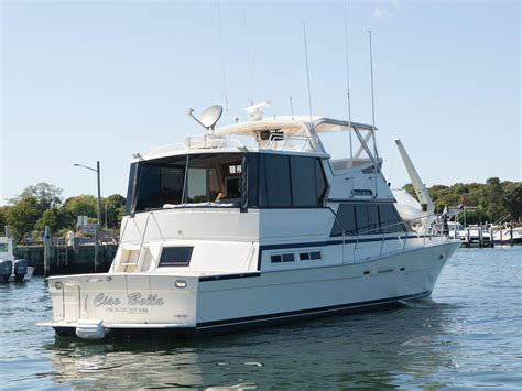 Long Island Motor Boats For Sale by 1985 Viking 50 Cockpit Motoryacht Yacht For Sale In Long