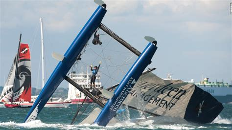 Formula Extreme Boats by Extreme Sailing Series Like Formula One On Water Cnn