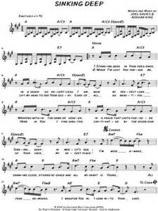 Sinking Piano Cover by Piano 187 Piano Chords Sheets Tablature