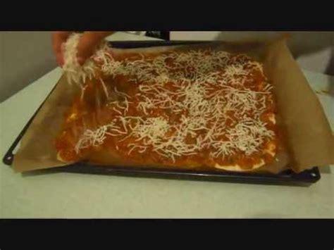 pizza marocaine sauce oignons poivrons recette facile et rapide