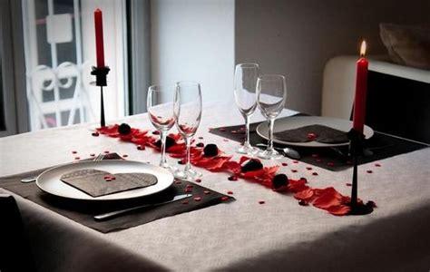 d 233 coration de tables pour la valentin 6 d 233 co