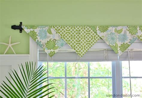 The Easiest No-sew Window Treatments Ever-sand And Sisal