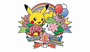 Pokemon Center Is Celebrating Its 20th Anniversary This ...