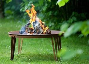 Feuerschale Für Balkon : feuer im garten lagerfeuerromantik vorm haus ~ Markanthonyermac.com Haus und Dekorationen