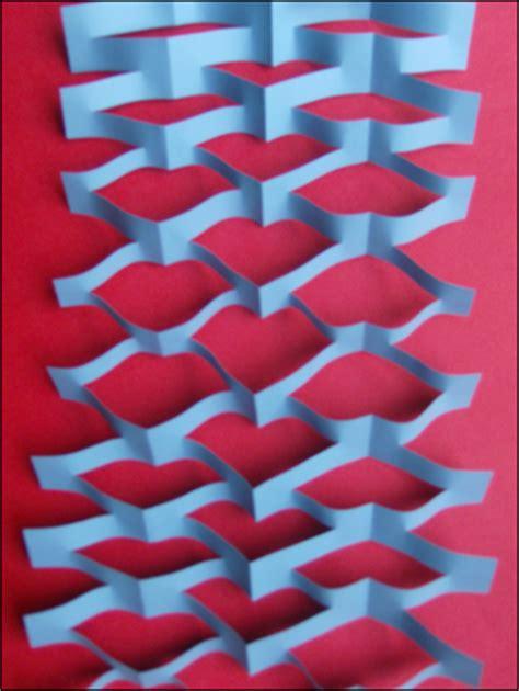 guirlande de noel bricolage de noel guirlande de no 235 l en papier fabriquer d 233 coration