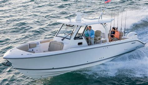Pursuit Boats Jobs by Pursuit Boats Expands Plant To Meet Demand Fin And Field