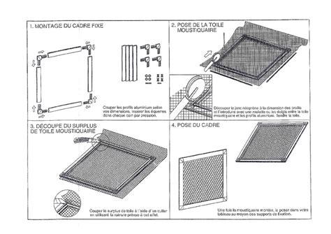 installer une moustiquaire sur fenetre pvc de conception de maison