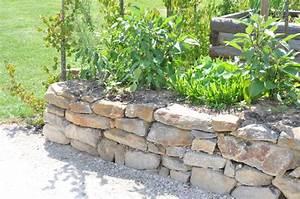 Hochbeet Mit Steinen : hochbeet aus holz oder stein ~ Whattoseeinmadrid.com Haus und Dekorationen