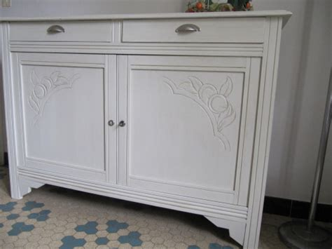 table rabattable cuisine meubles en bois blanc a peindre