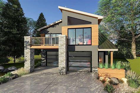 Ultramodern Tiny House Plan  62695dj Architectural